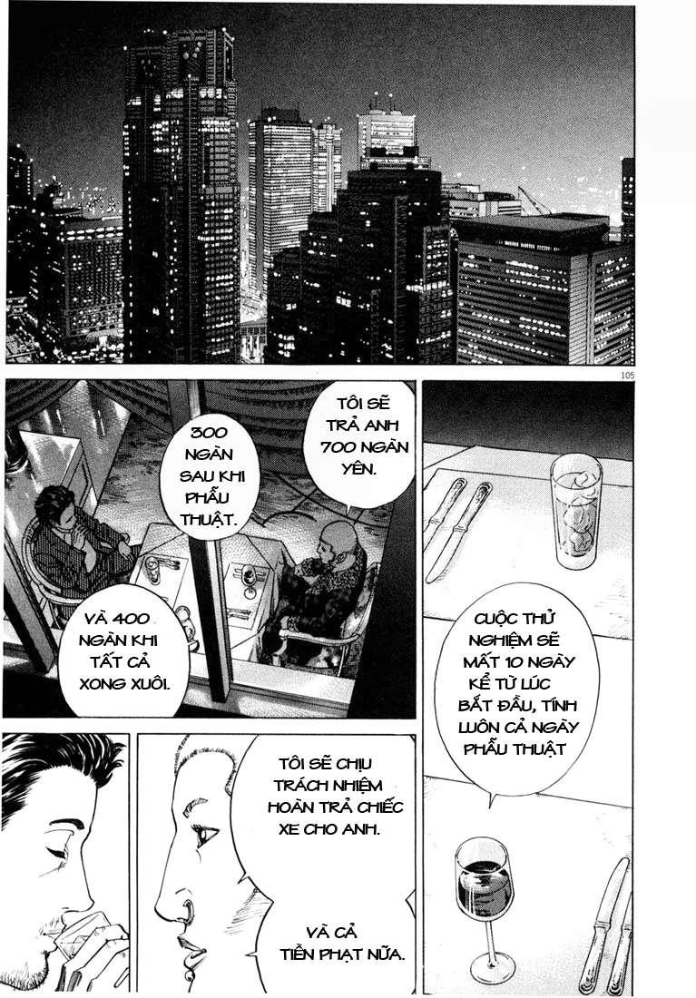Homunculus [cmt]  chap 6 trang 10