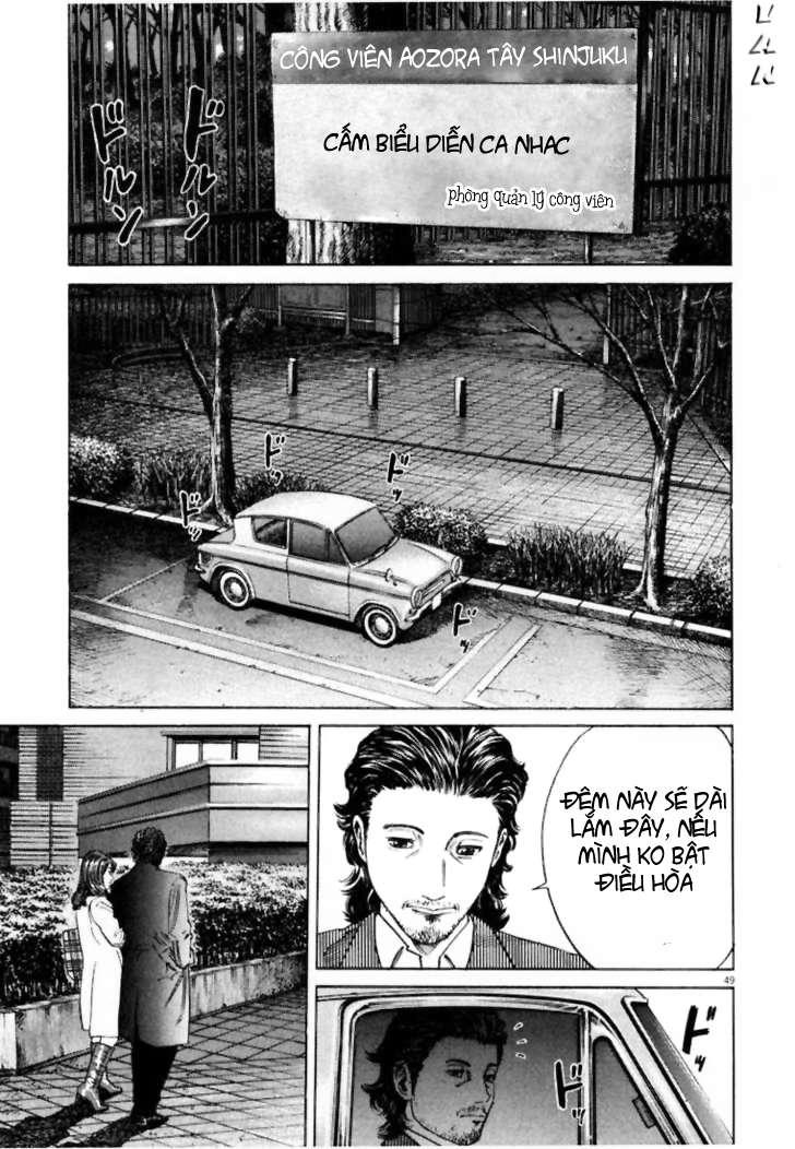 Homunculus [cmt]  chap 3 trang 14