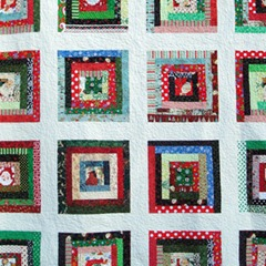 Scrappy Christmas Blocks