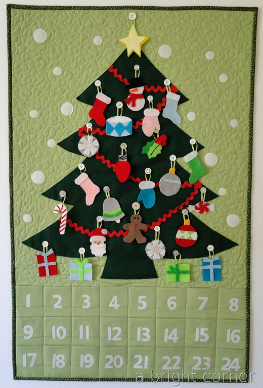 A Bright Corner: Advent Calendar