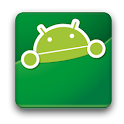 Android Robot Go Launcher EX logo