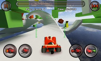 Screenshot of Jet Car Stunts