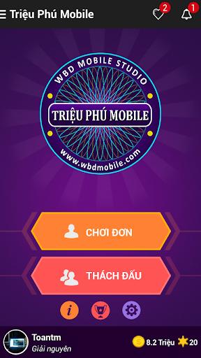 Ai Là Triệu Phú Mobile 2015