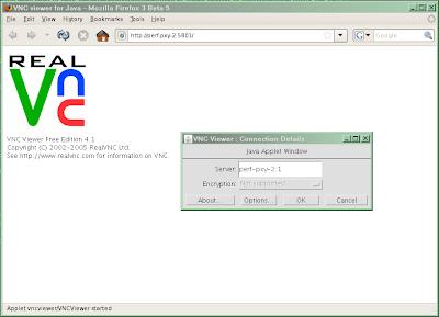 谢太数据库: setup vnc server for linux - 配置VNC Server服务