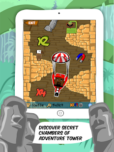 Crazy Ropes : The Ninja Escape Screenshot 13