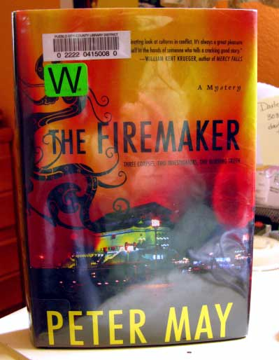 Firemaker cover by May