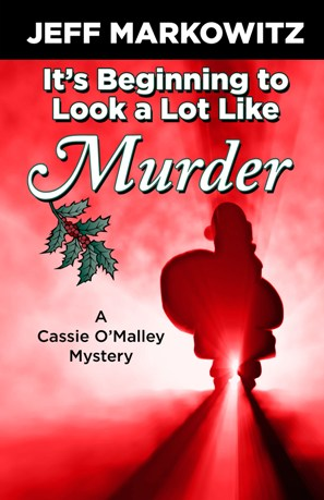 it's beginning to look a lot like murder cover