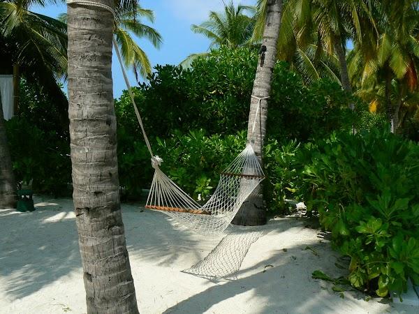Cazare Maldive: Velassaru hamac