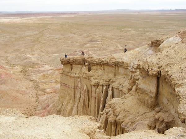 Obiective turistice Mongolia: desertul Dobi