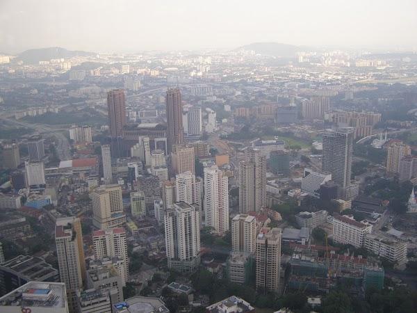 Obiective turistice Malaezia: KL de sus