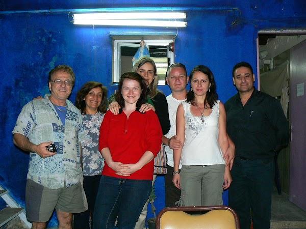 Obiective turistice Siria: toata gasca la Damascus Hostel