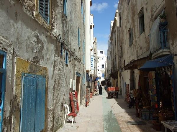 Obiective turistice Maroc: Medina Casablanca.JPG