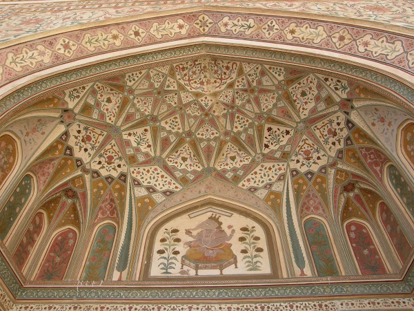 Imagini India: Amber Fort Jaipur