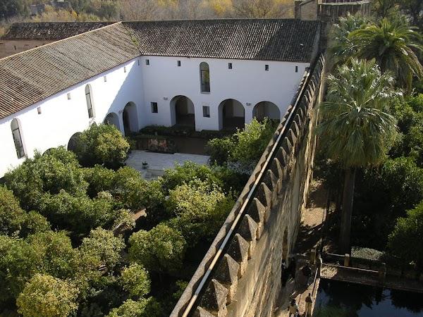 Obiective turistice Spania: Alcazar, Cordoba