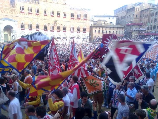 Obiective turistice Italia: Siena