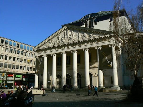 Obiective turistice Belgia: Opera, Bruxelles