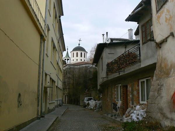 Imagini Bulgaria: pe strazile din Veliko Tarnovo