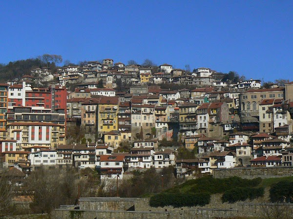 Imagini Bulgaria:  orasul vechi Veliko Trnovo.JPG