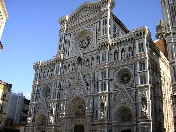 Obiective turistice Italia: Duomo Florenta