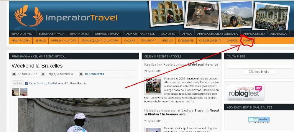 Imperator travel forum