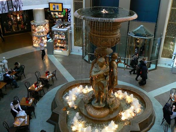 Obiective turistice Rusia: mall Ohotnai Ryad, Moscova