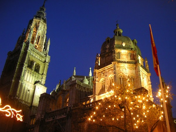 Obiective turistice Spania: Catedrala.JPG