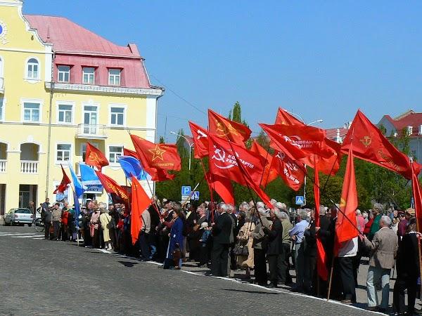 Imagini Ucraina: masele populare.JPG