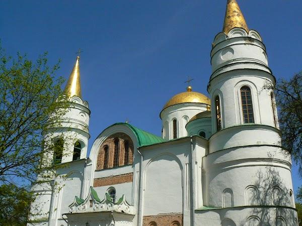 Obiective turistice Ucraina: Spaso-Preobrajenski, Cernighiv