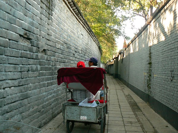 Obiective turistice China: Hutong, Beijing
