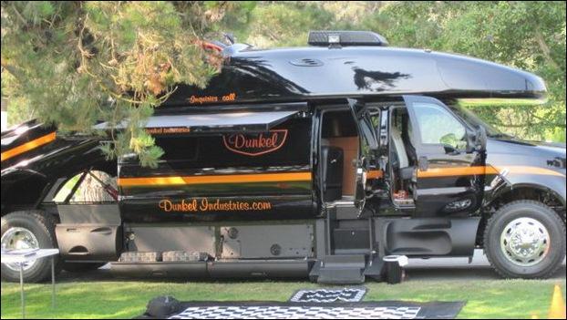 the largest pickup truck at sema dunkel industries luxury 4x4 html autos weblog. Black Bedroom Furniture Sets. Home Design Ideas