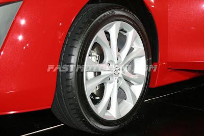 Mazda 3 Wheel