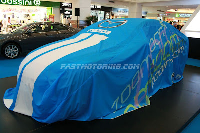 Mazda 3 2010 Launch