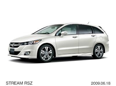 HondaStream RCZ facelift front