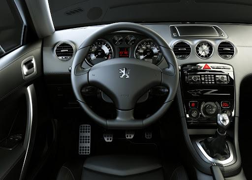 Peugeot 308 RC Z Audi TT