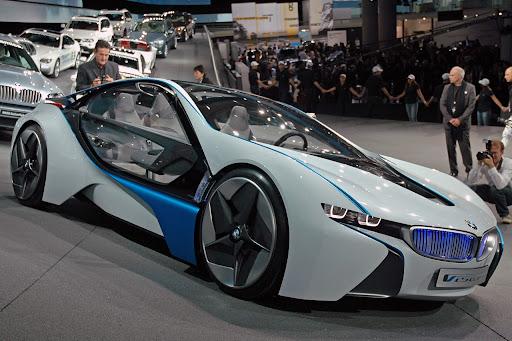 BMW Hybrid Sports Car