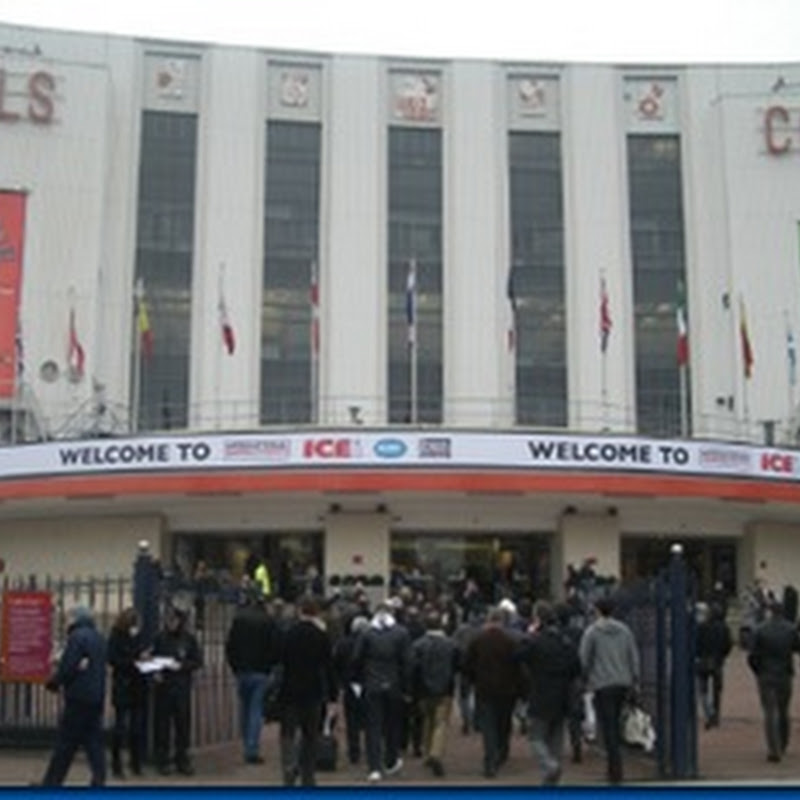 Londres (V). La Feria: International Gaming Expo