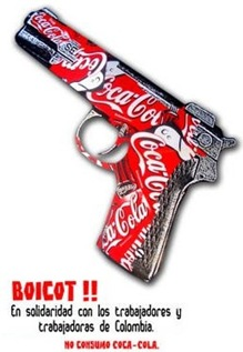 boicot cocacola
