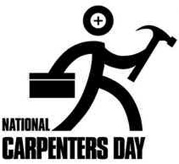 carpenter day