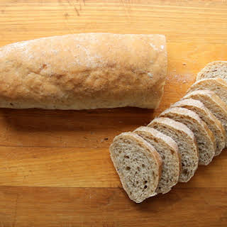 Cocktail Rye Bread.