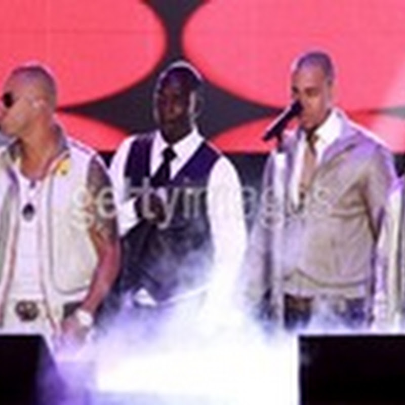 FOTOS: Wisin & Yandel @ Premios Billboard 2009