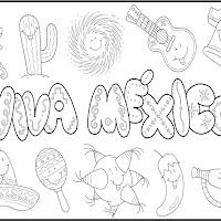 Actividades Infantiles Viva Mexico