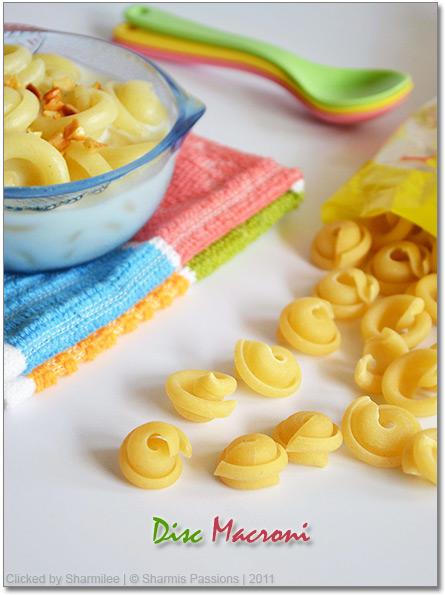 Disc Pasta Payasam Recipe