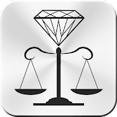 Diamond Mobile Digital Scale icon