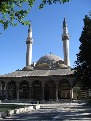 Mosque in Damascus Syria