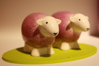 Herdy shop in Grasmere