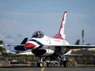 F-16 Thunderbird Wallpaper