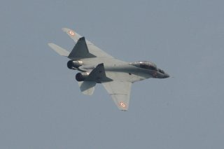 Indian Navy MiG-29K aircraft wallpaper