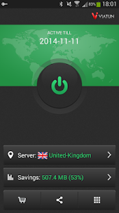 VIATUN VPN - screenshot thumbnail