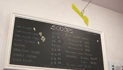 Scoops, Mashti Malone, and Milk
