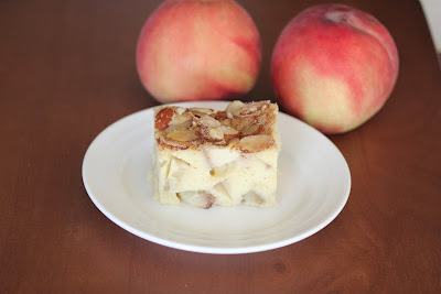 White Peach Buckle